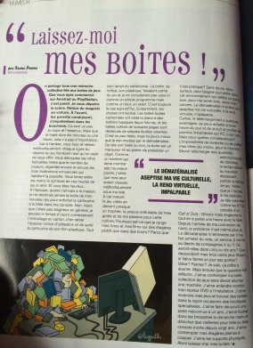 articles boites JV mag