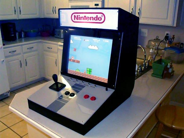Arcade-NES