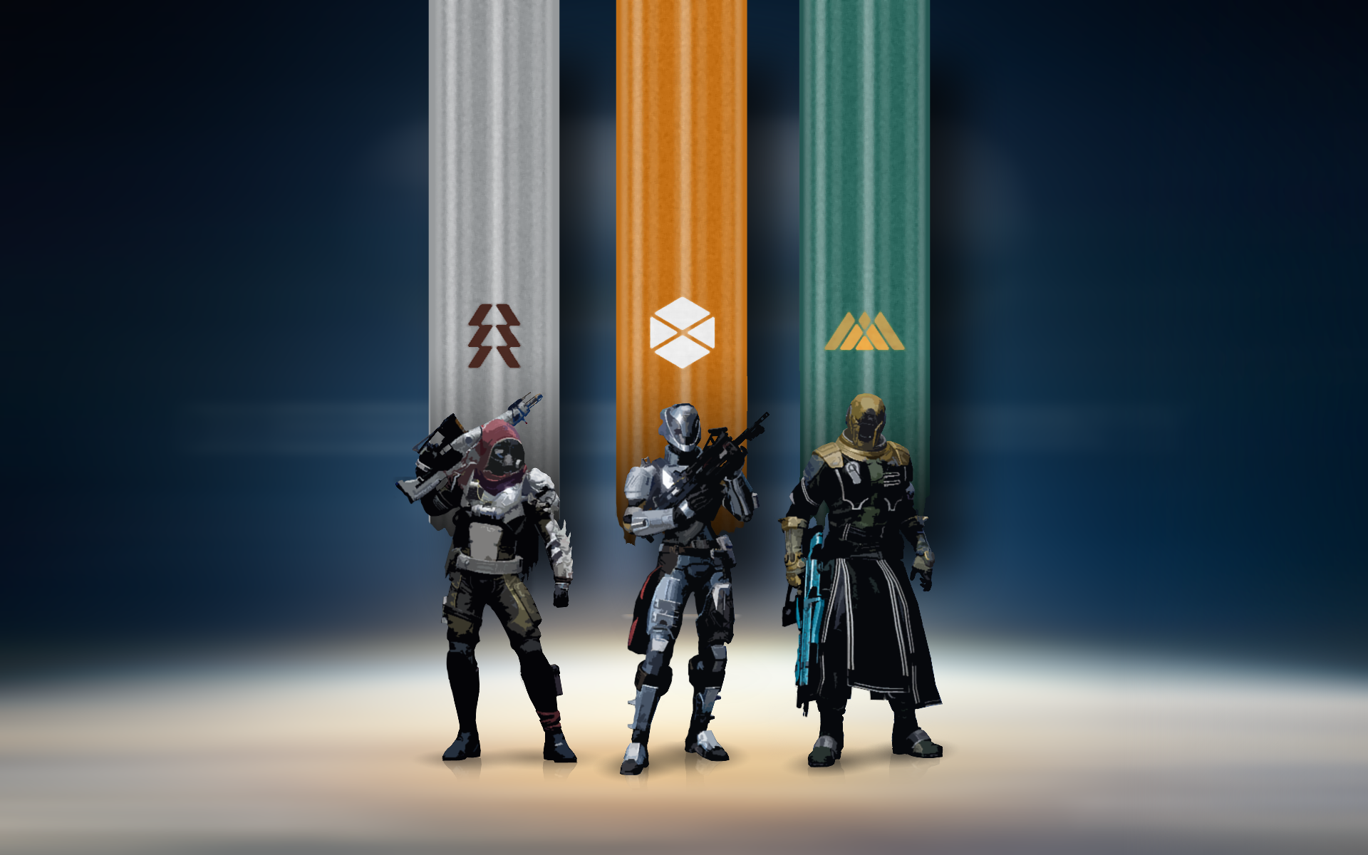 Destiny : Wallpapers Pour IPhone & Bureau