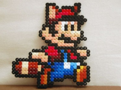 mario-pixel-art
