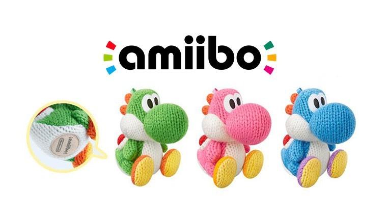 amiibo yoshi laine