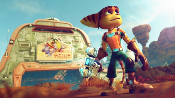 Ratchet & clank 2016 - film