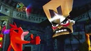 crash et cortex