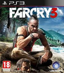 far cry 3 pochette