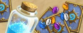 Quelles cartes communes et rares faut-il secrafter?