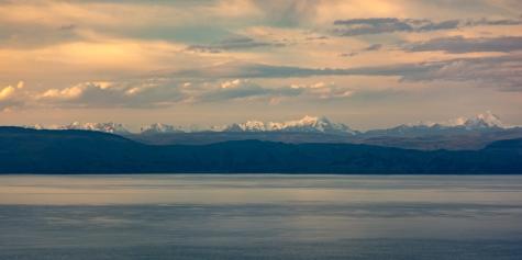 Vue sur la Bolivie