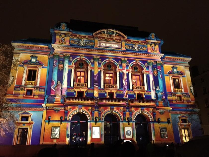 Théâtre des célestins 2017
