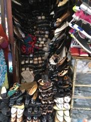 Vous trouverez forcément chaussure à votre pied!