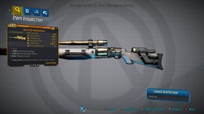 armes borderlands 3 orange