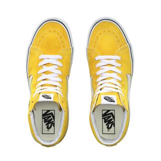 vans jaune